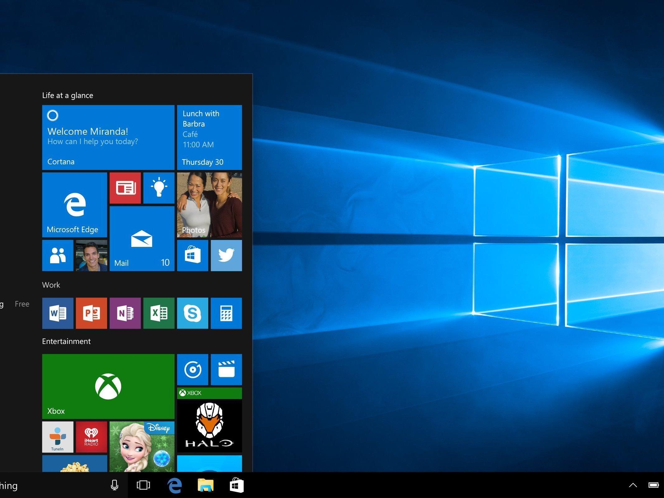 Neues Betriebssystem wird in 190 Ländern angeboten.