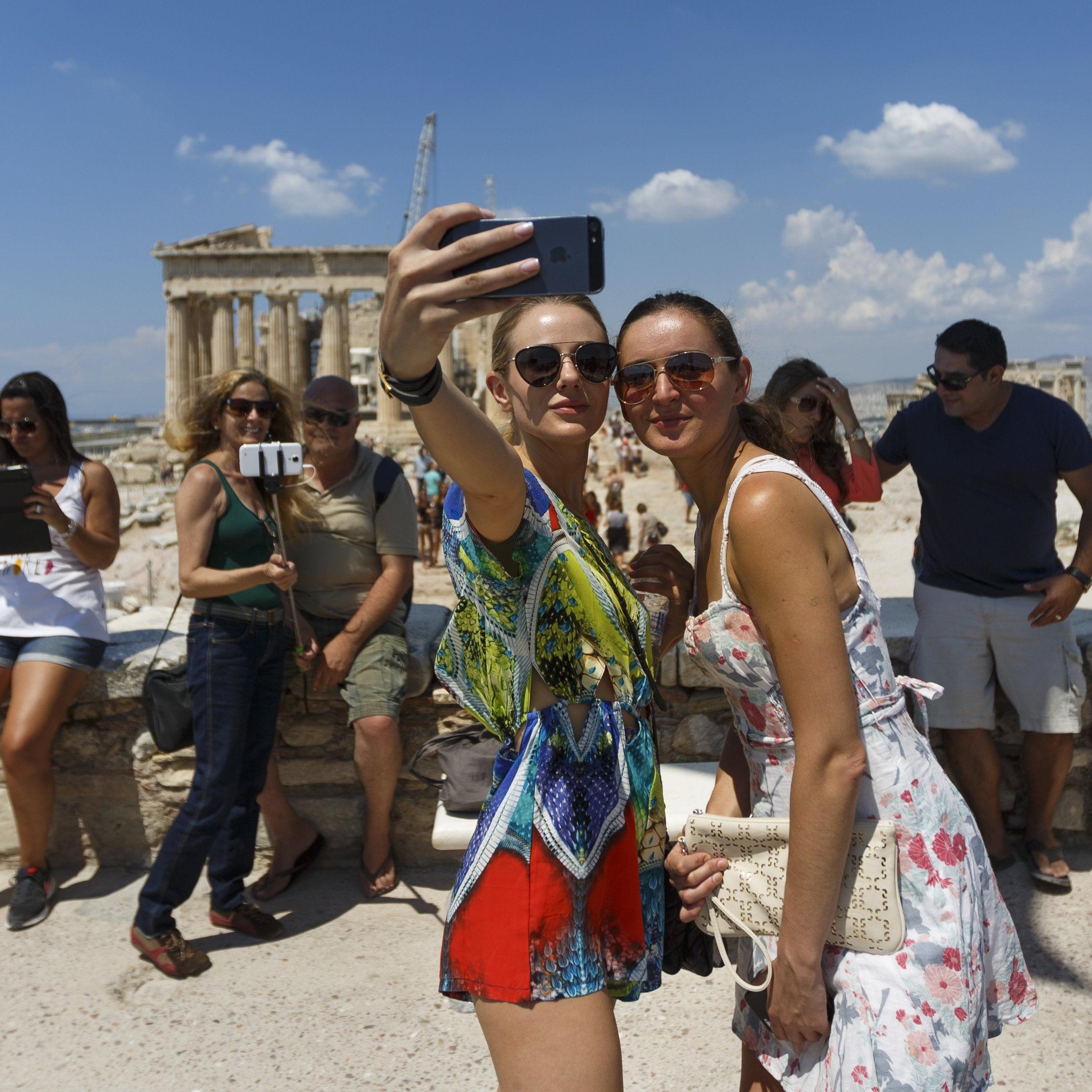 Hoteliers und Restaurantbesitzer fürchten Auswirkungen - noch bleiben die Touristen treu.