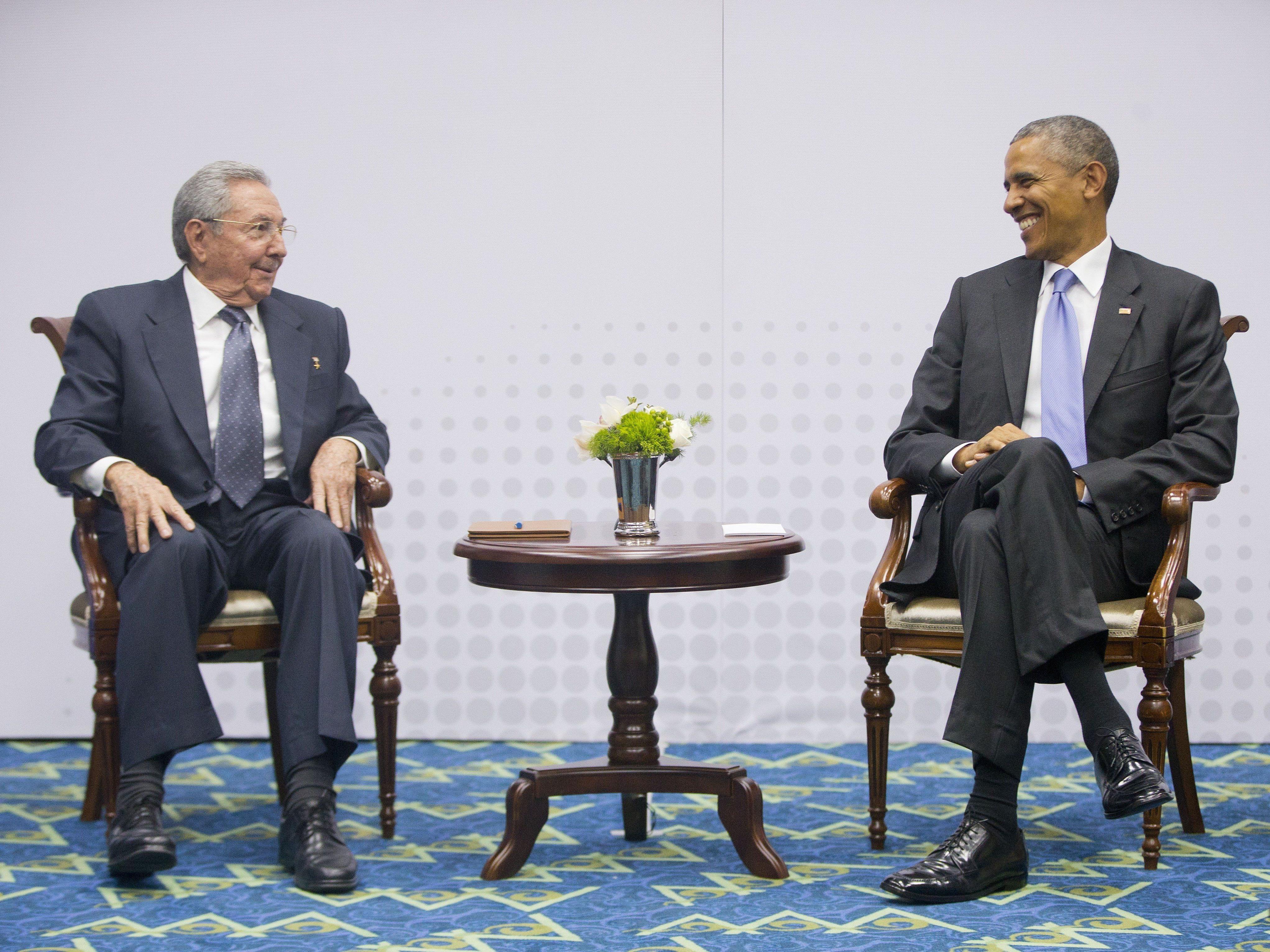 Castro nahm schriftlichen Vorschlag von Obama an.