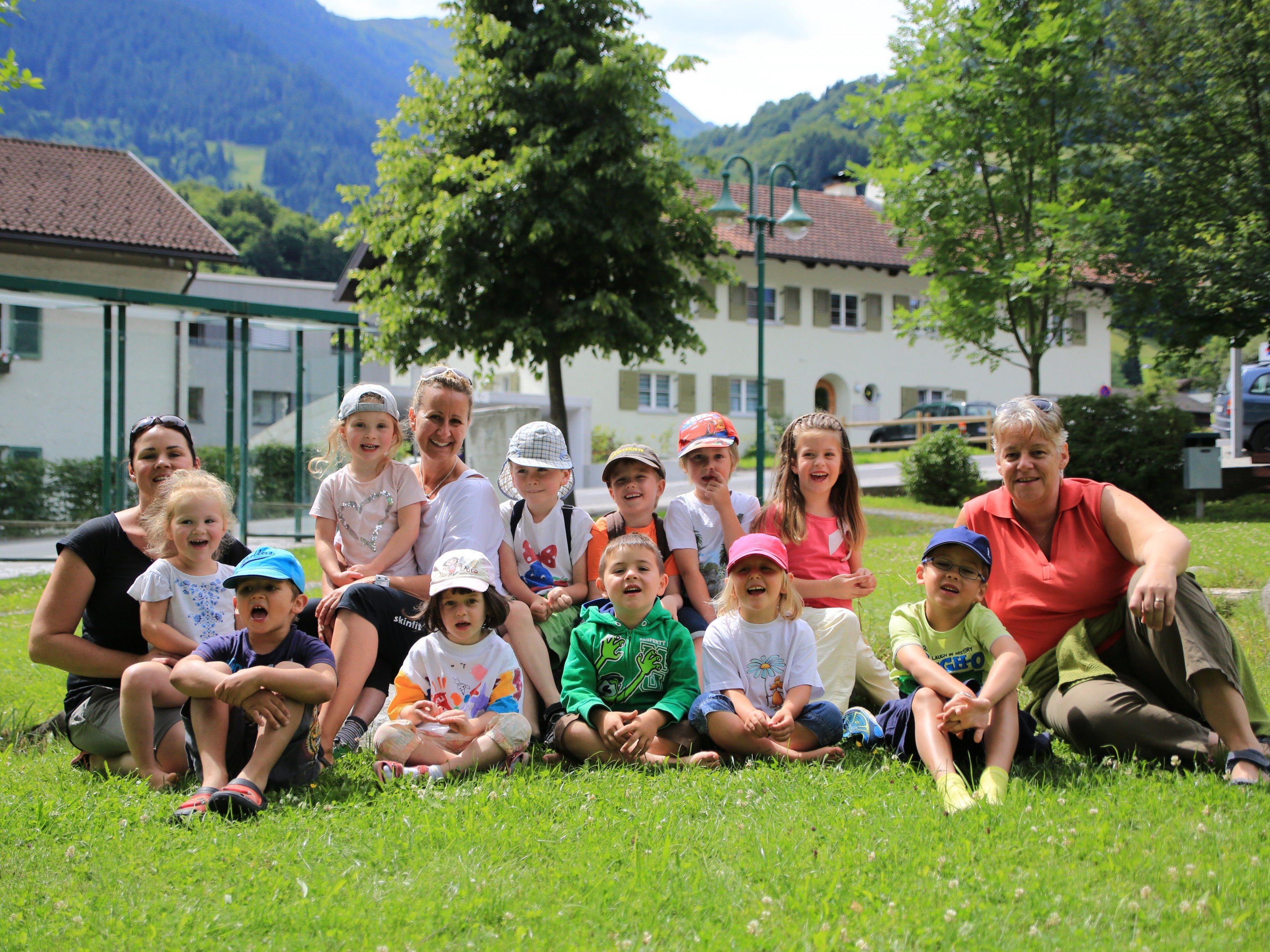 Kneipp Kindergarten Gamprätz