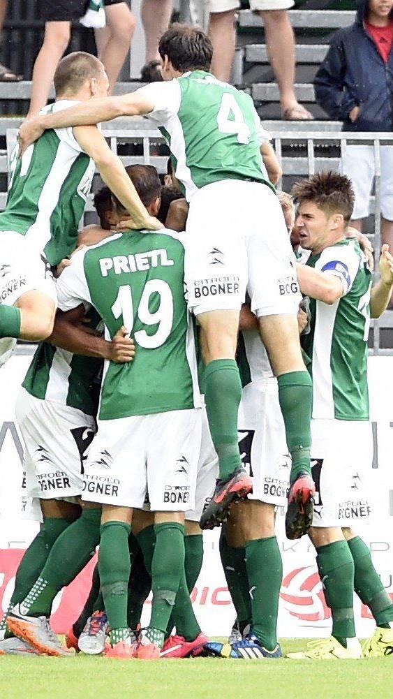 LIVE-Ticker zum Spiel FC Admira Wacker Mödling gegen SV Mattersburg ab 18.30 Uhr.