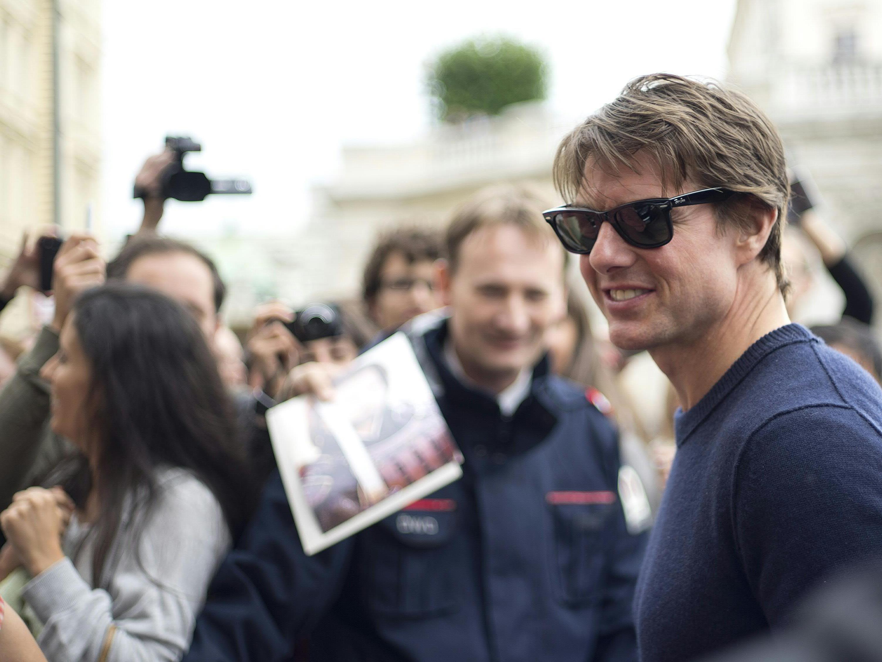 """Eigene """"Fanzone"""" bei """"Mission: Impossible 5""""-Weltpremiere in Wien"""