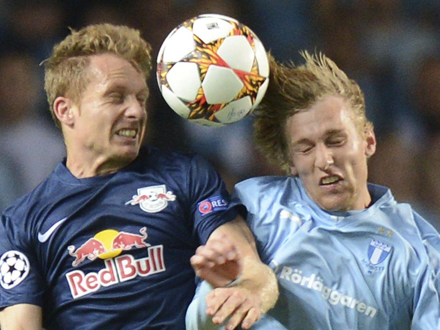 Red Bull Salzburg könnte in der CL-Quali erneut auf Malmö FF treffen.