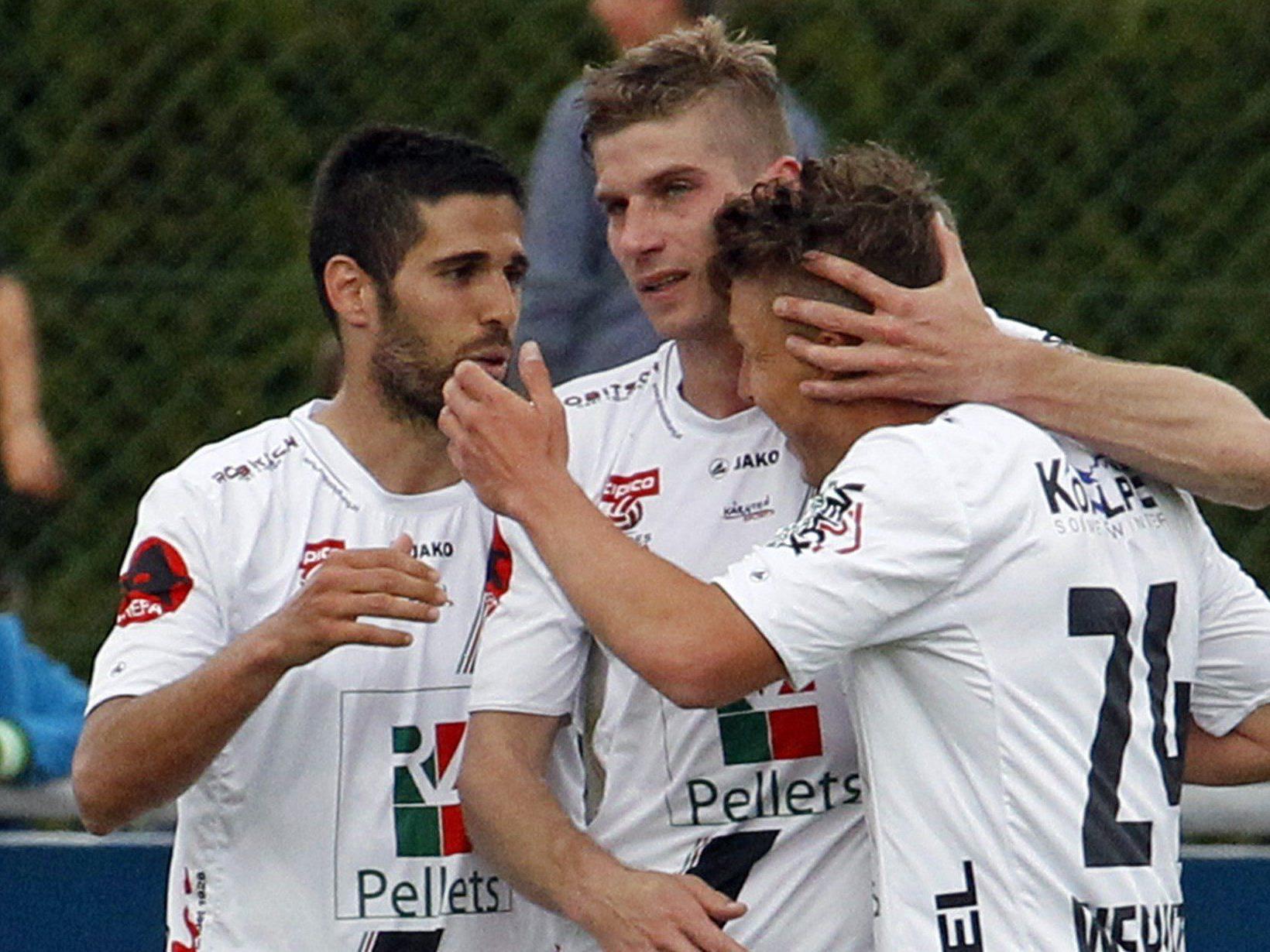 Beim Aufstieg in die 3. Wualifikationsrunde der Europa League trifft der WAC auf Borussia Dortmuns.