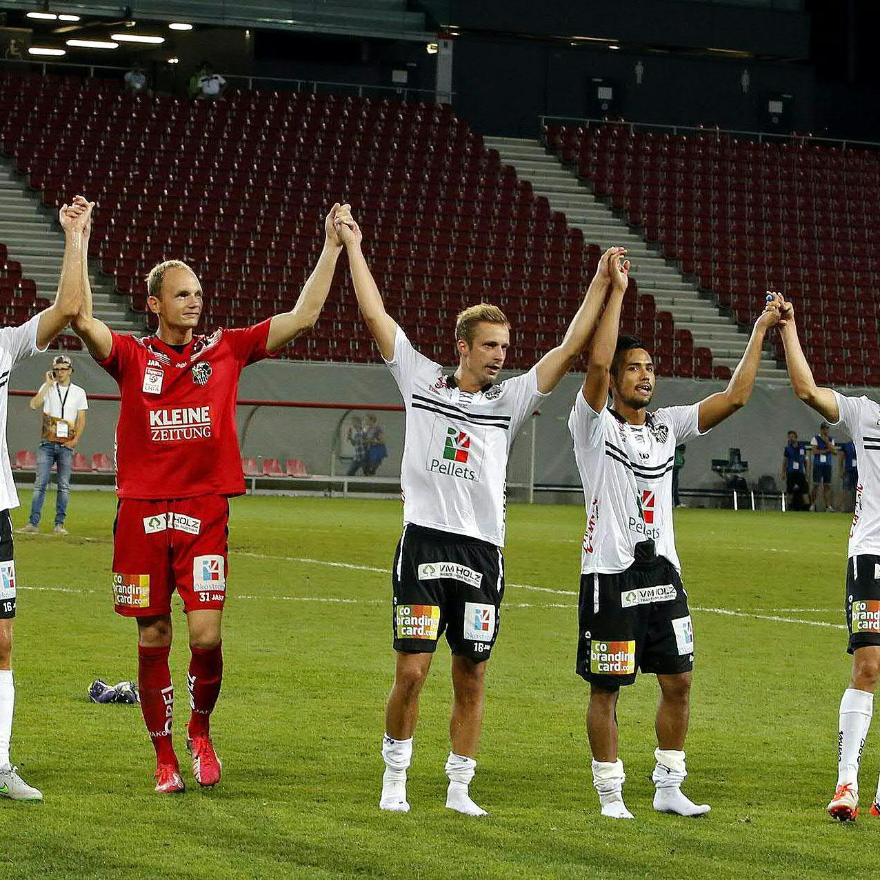 Am Donnerstag wird es für den WAC spannend in der Europa League-Qualifikation.