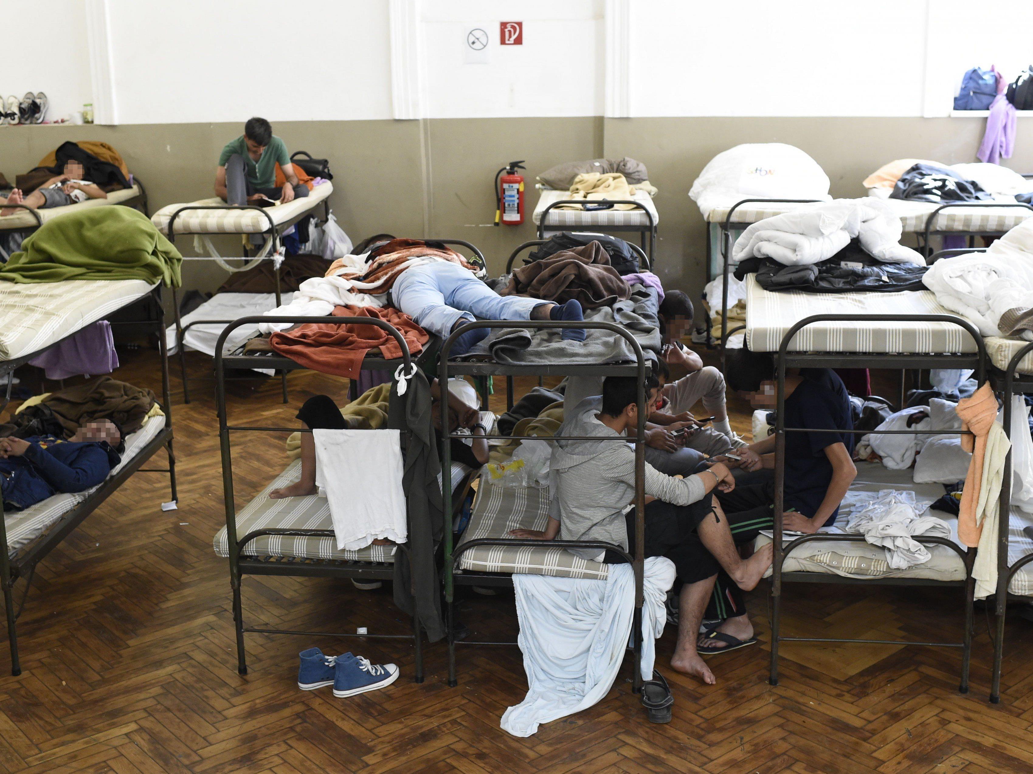 Traiskirchen wird keine weiteren Flüchtlinge aufnehmen.