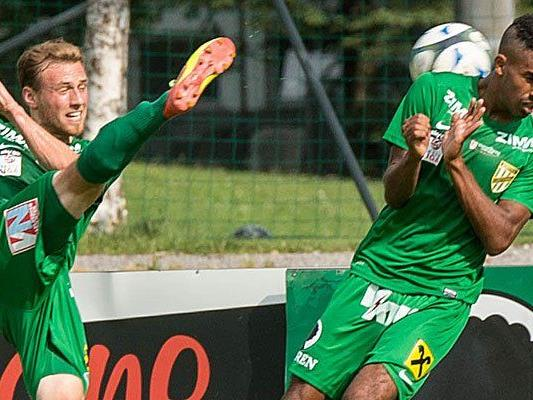 Der Saison-Auftakt in der Ersten Liga soll für die Lustenauer besser ausfallen als der kurze Cup-Auftritt.