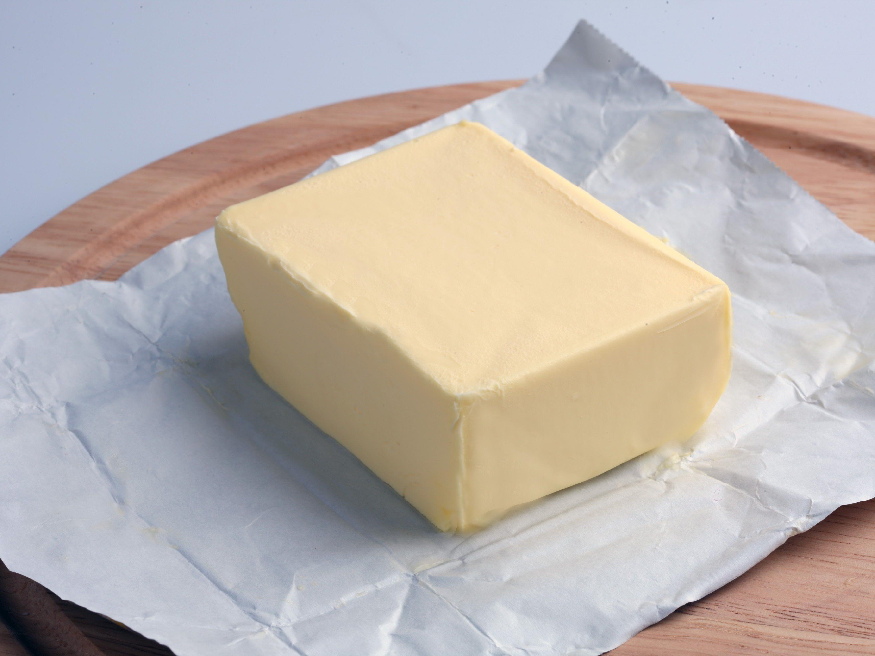 21 Tonnen Butter gestohlen