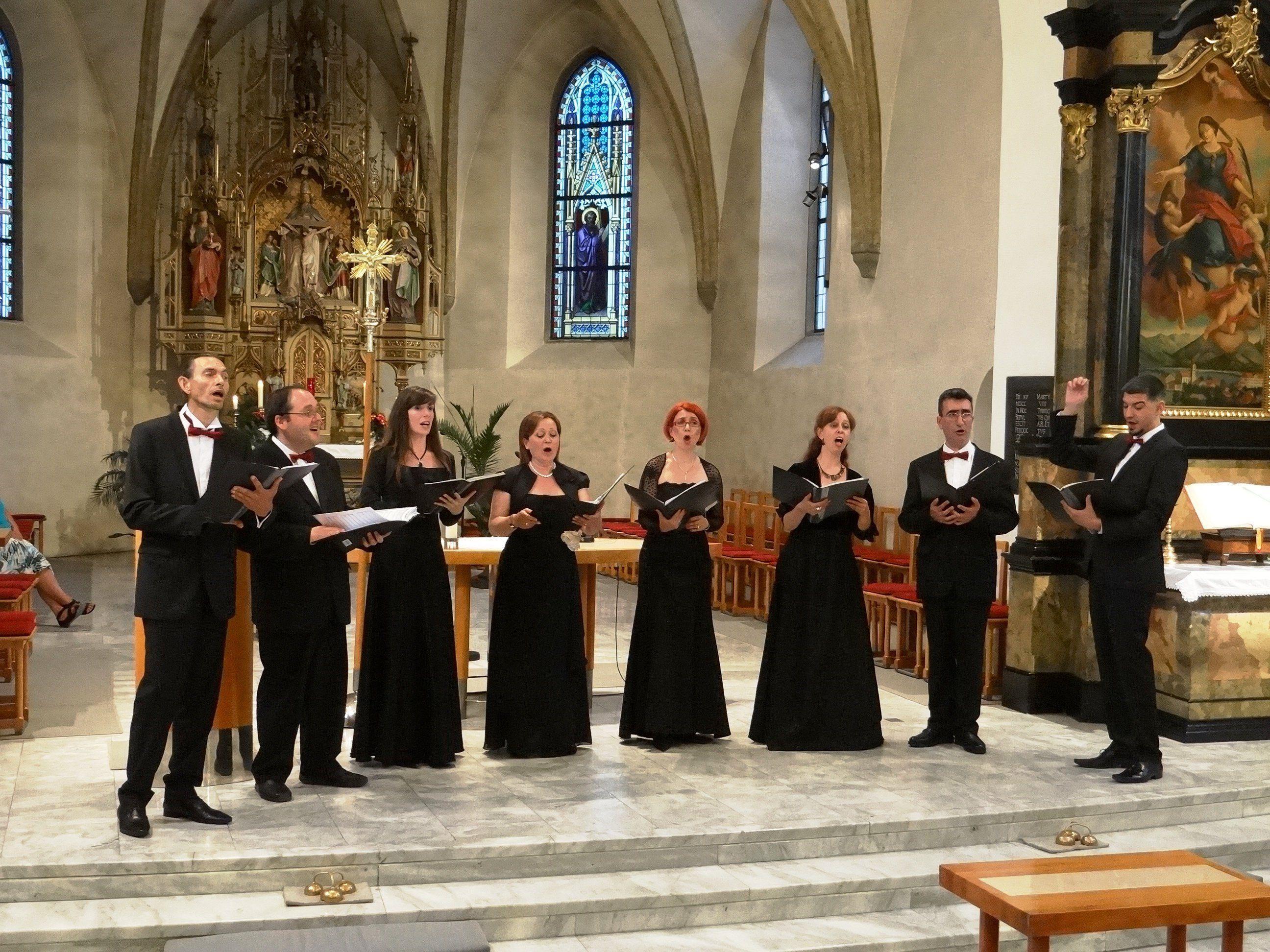 Eindrückliches Konzert in der Pfarrkirche