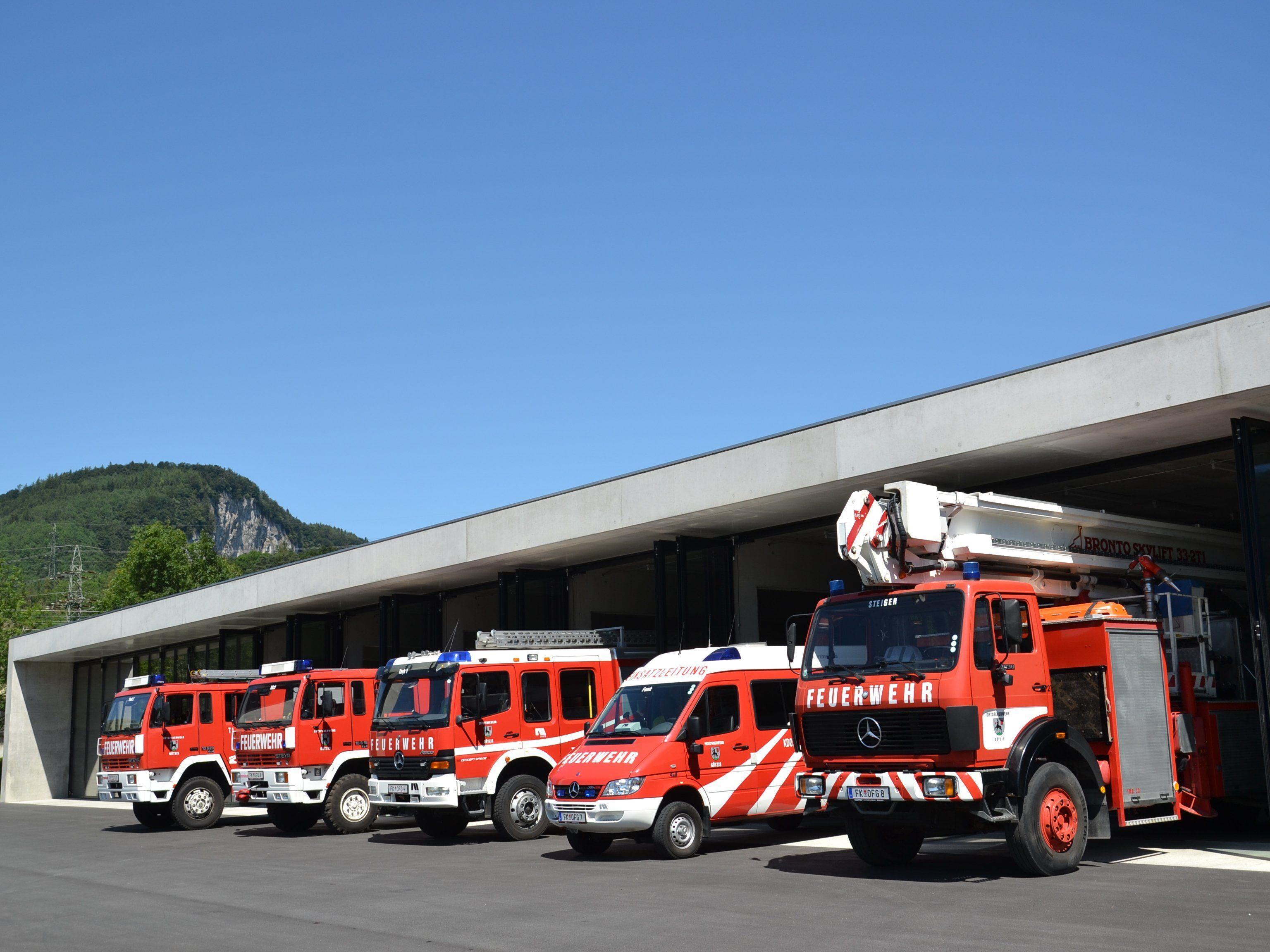 Vor rund einem Jahr wurde das Feuerwehrhaus in Götzis eröffnet. Die Kritik an der Realisierung blieb aber aufrecht.