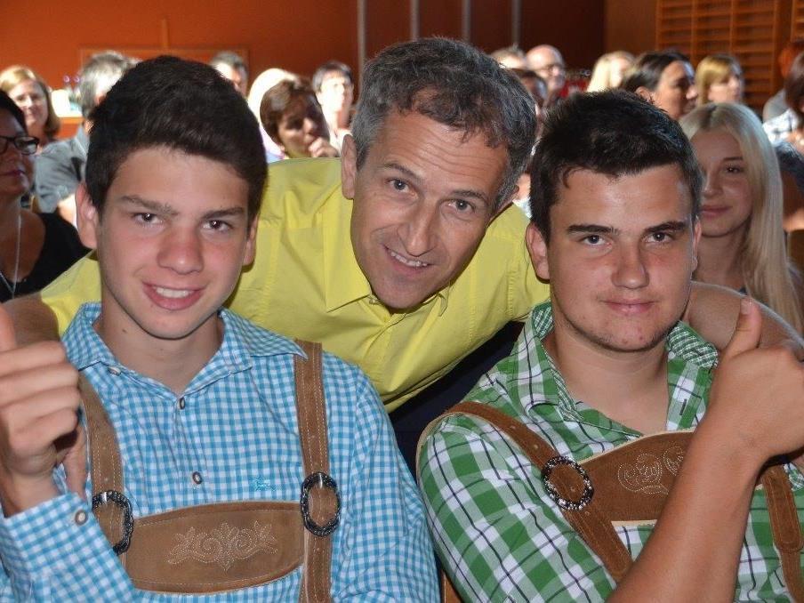 Mittelschule Klostertal Abschluss