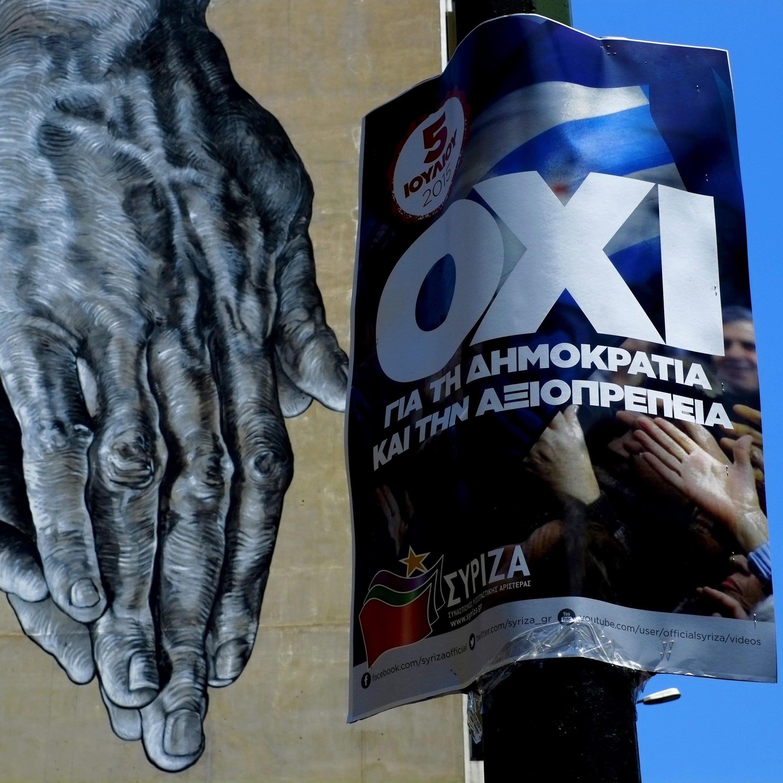 Die Szenarien Einigung mit Gläubigern und geordneter Grexit gelten als unwahrscheinlich