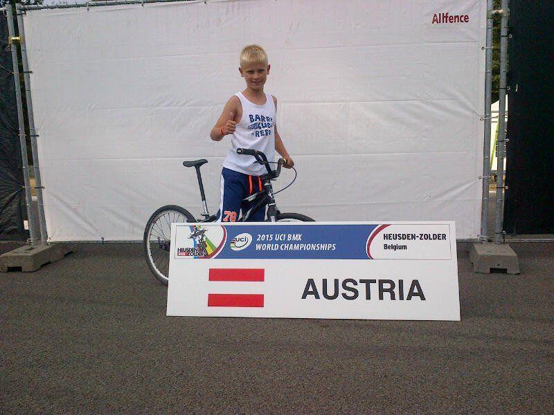 WM-Starter Bjarne Schedler
