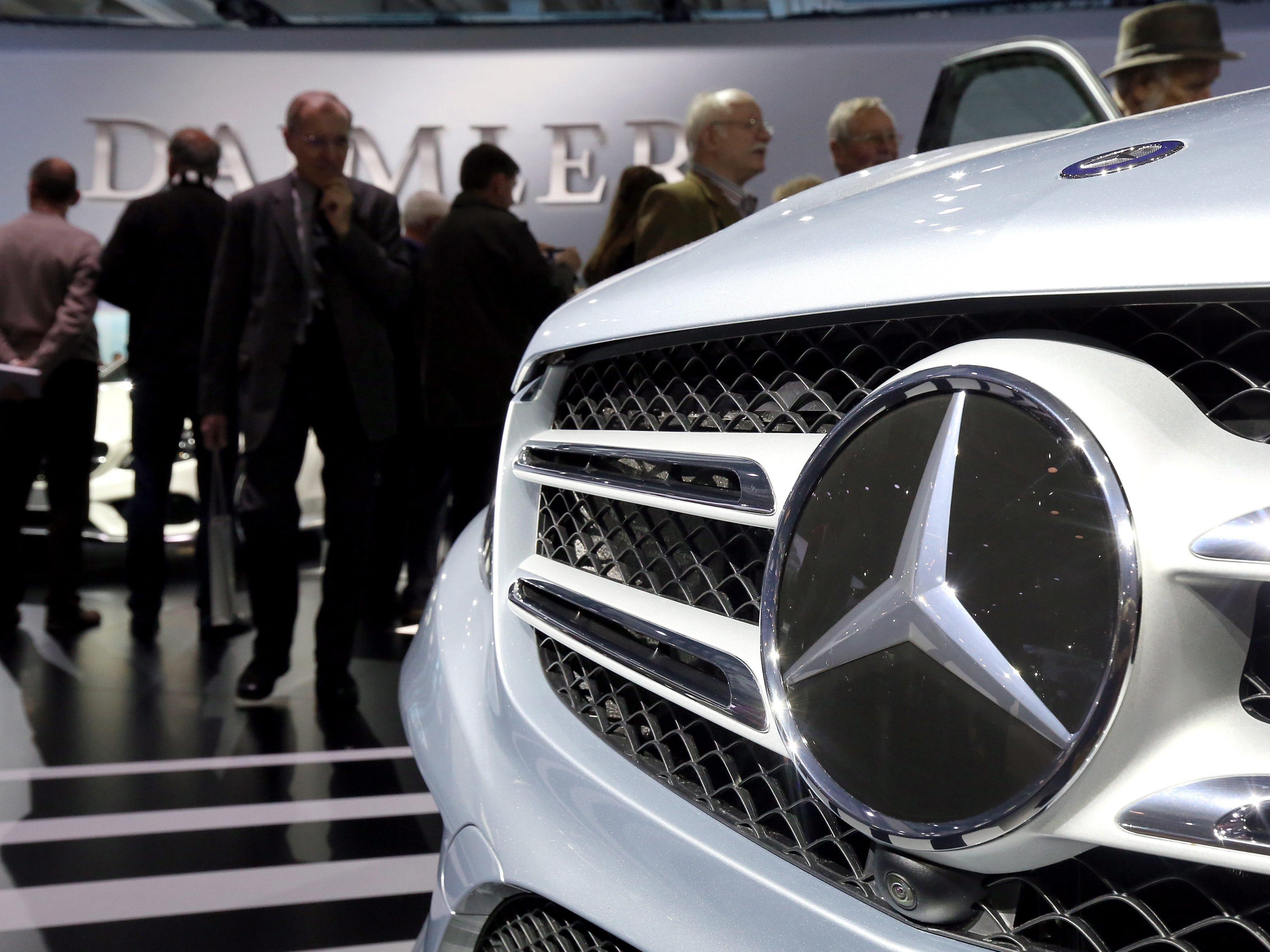 Sprecherin des Autobauers: Kontinuierlicher Anstieg bei Zahl älterer Experten.