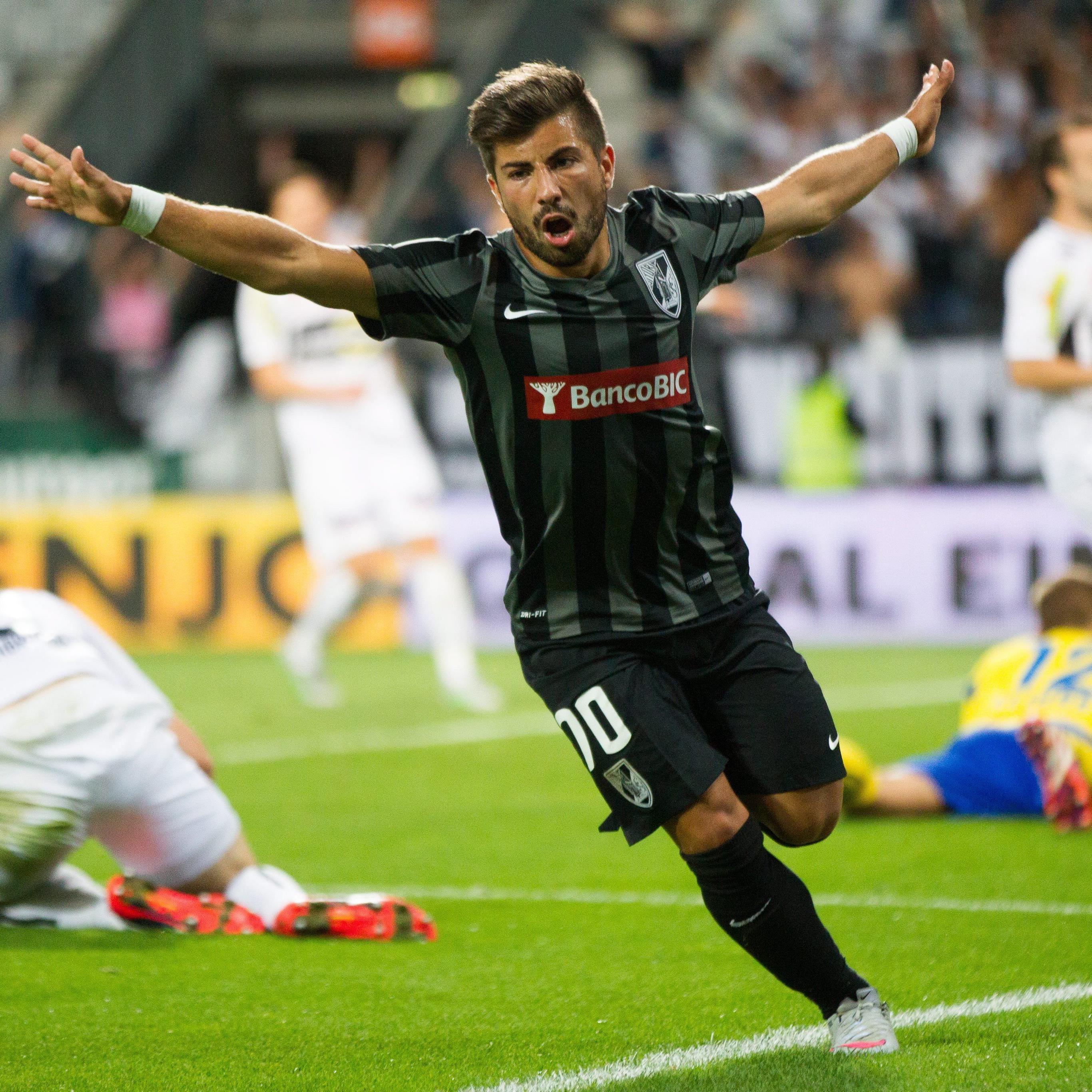 SCR Altach feiert in der Europa League-Qualifikation einen Sieg.