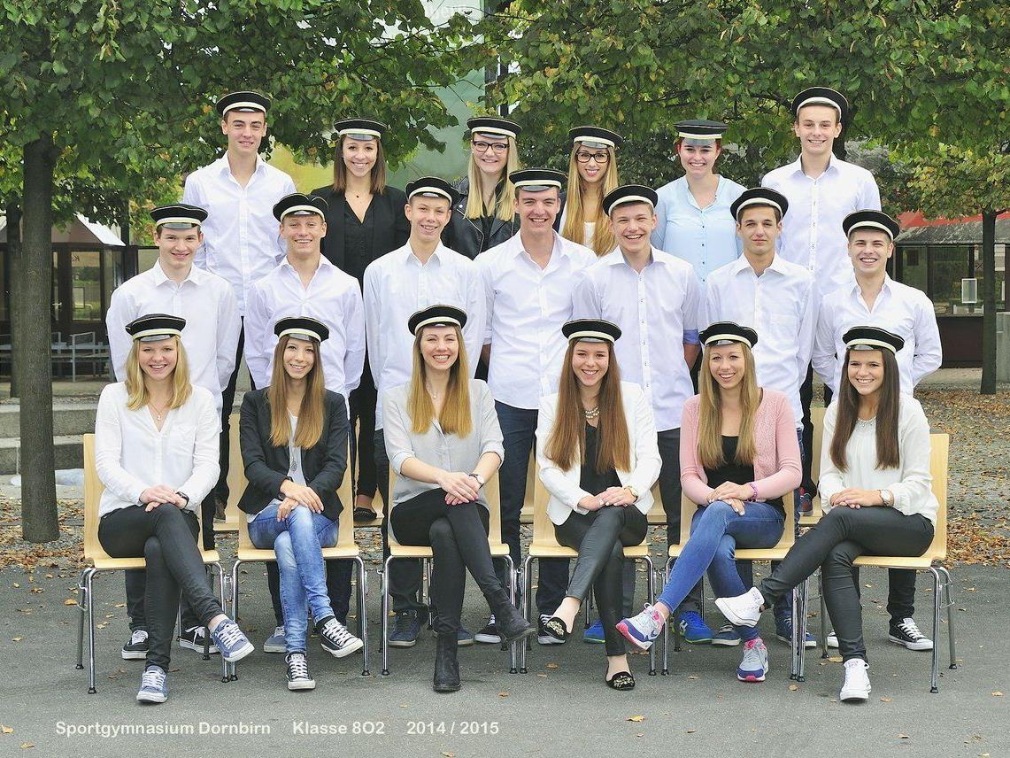 Klasse 8o2 / SG Dornbirn