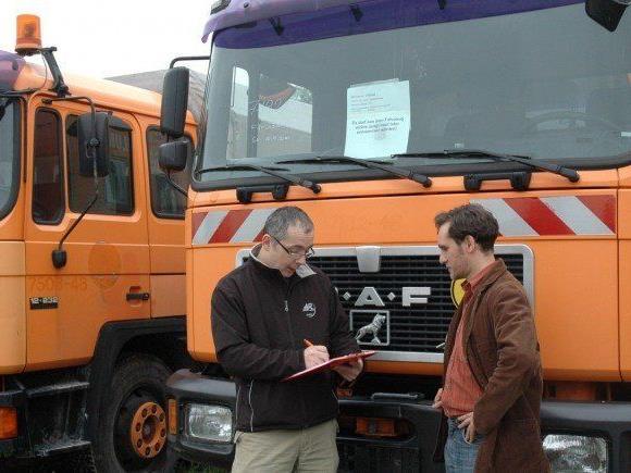 Interessierte können Fahrzeuge der MA48 kaufen