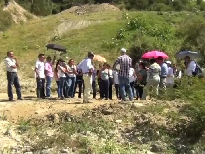 Behörden in Kolumbien entdecken Massengrab