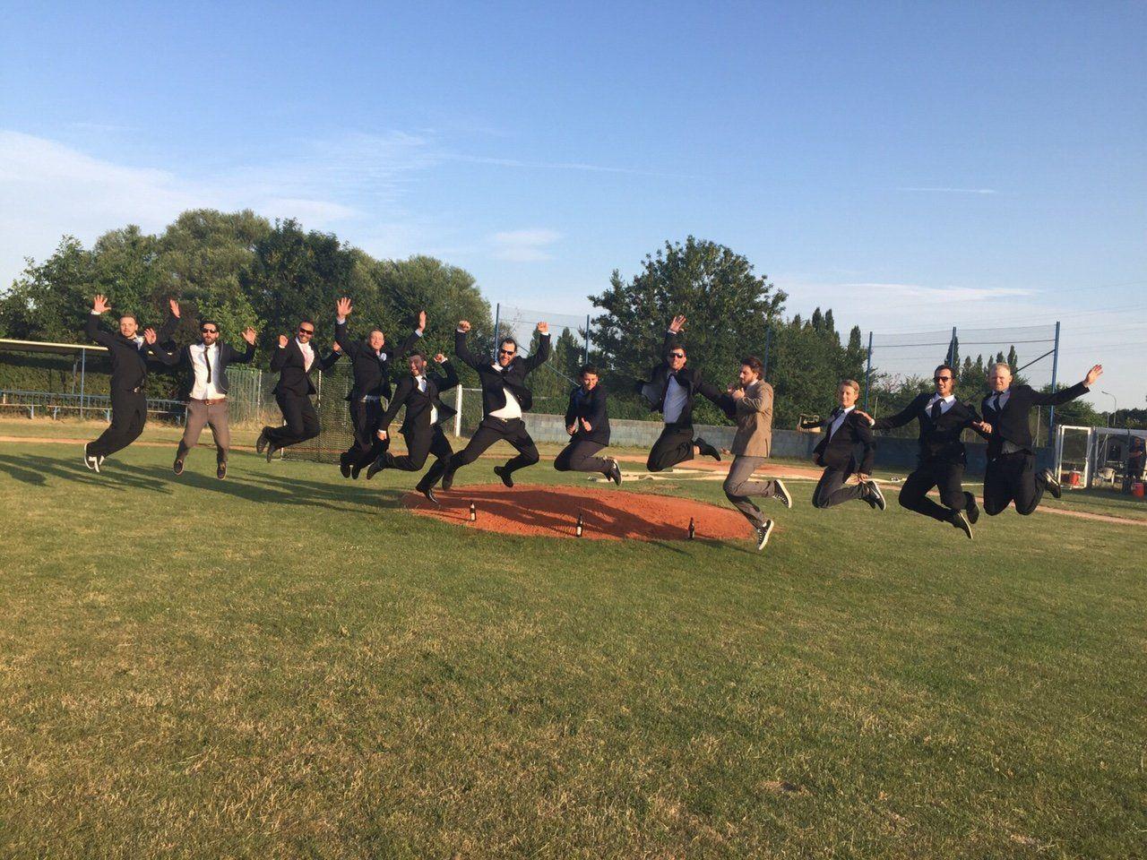 Baseball Champions 2015 - die Bulls aus Hard!