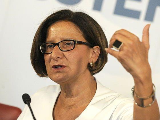 Innenministerin Johanna Mikl-Leitner (ÖVP) ist mit Rücktrittsforderungen konfrontiert