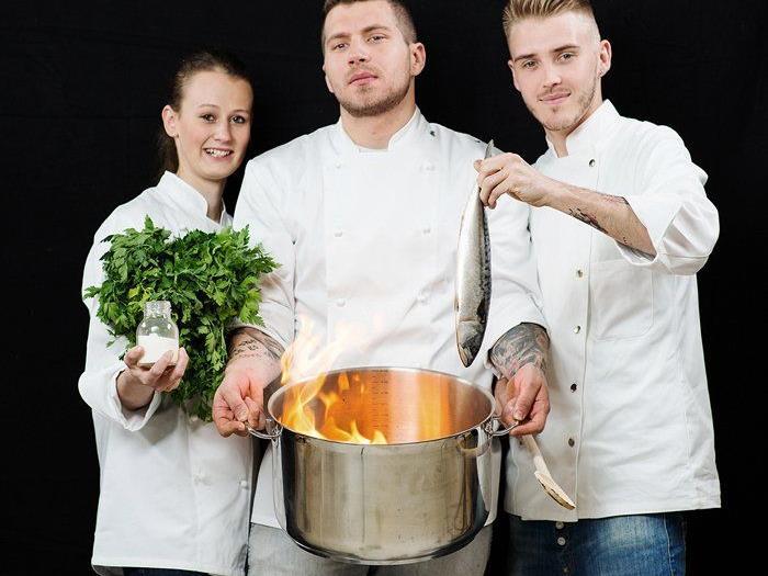 Der Vorarlberger Kochverband lädt zum Essen ein.