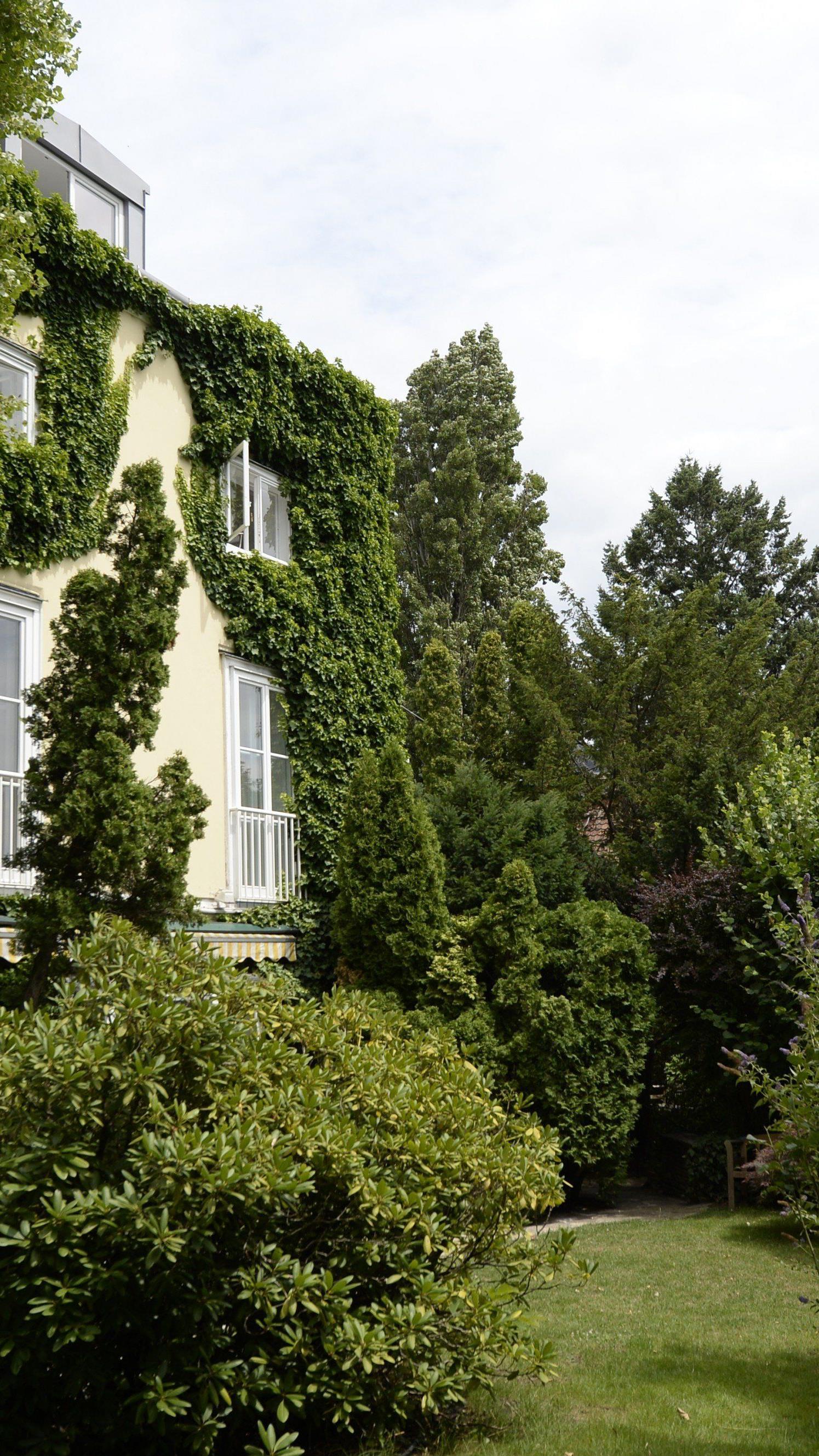 Peter Alexanders Wiener Villa wird versteigert