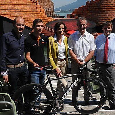 Eine Rundfahrt-Premiere für Bregenz