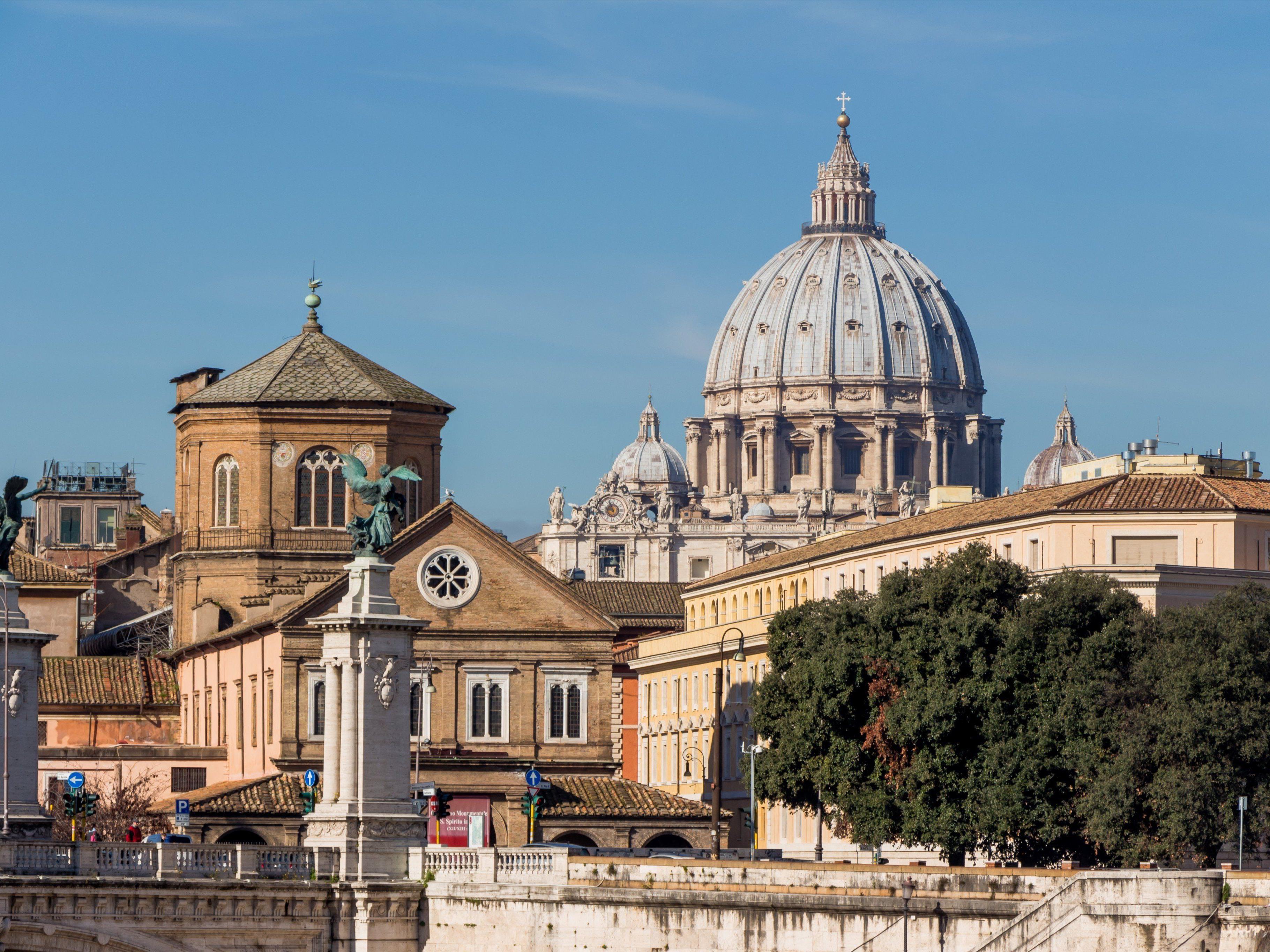 33 Millionen Pilger sollen Rom besuchen