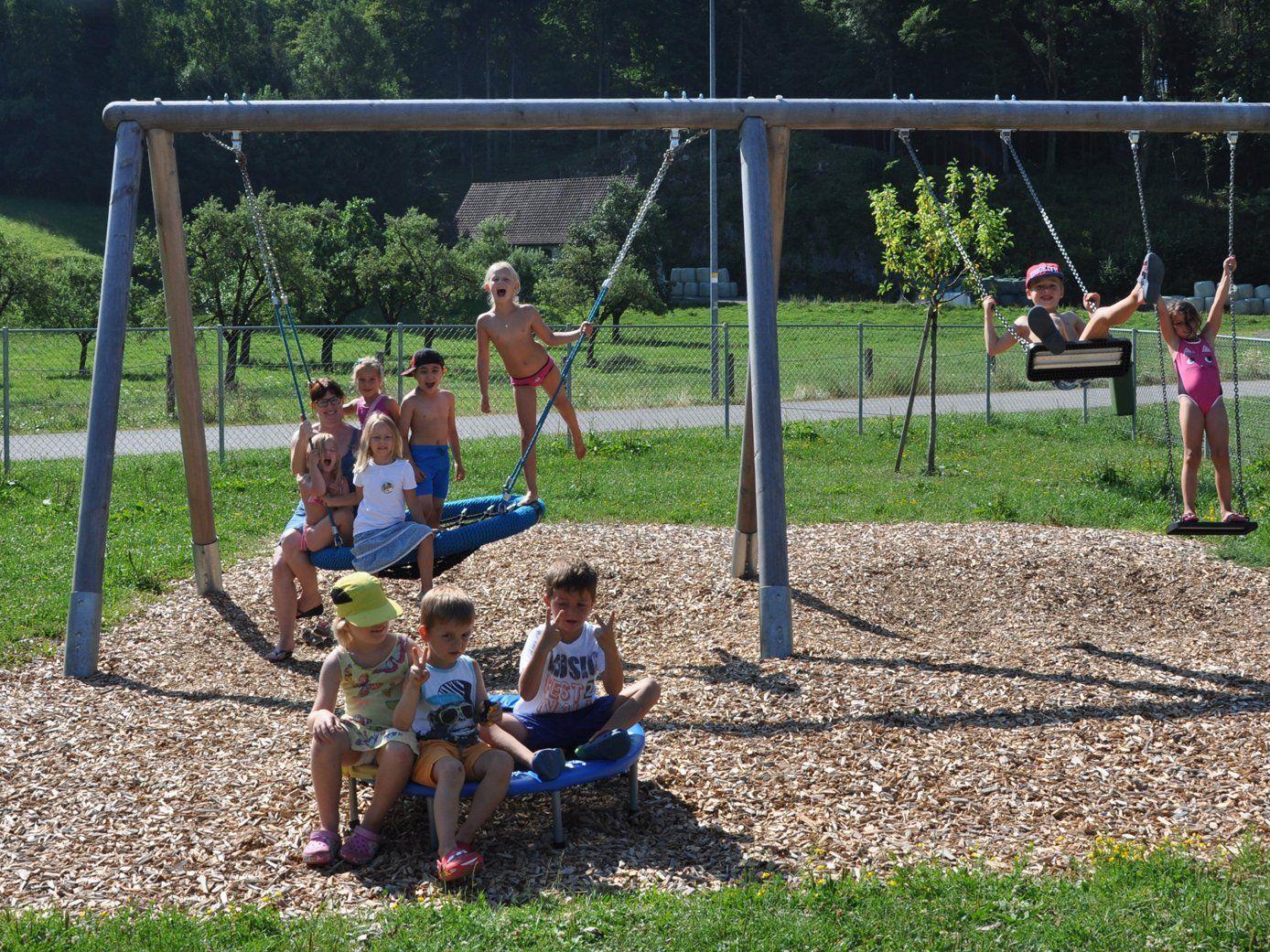 Für den Sommerkindergarten sind Anmeldungen jederzeit möglich.