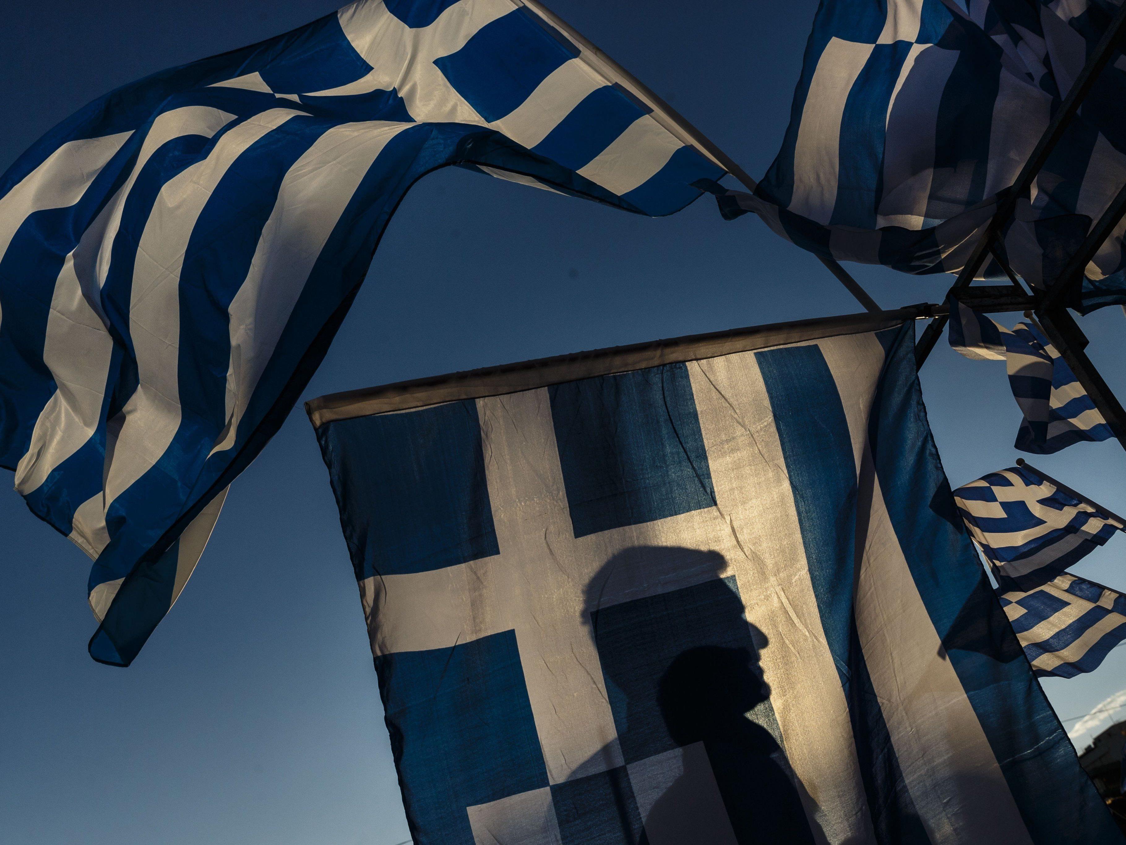Der EU-Ausstieg Griechenlands ist noch nicht vom Tisch.