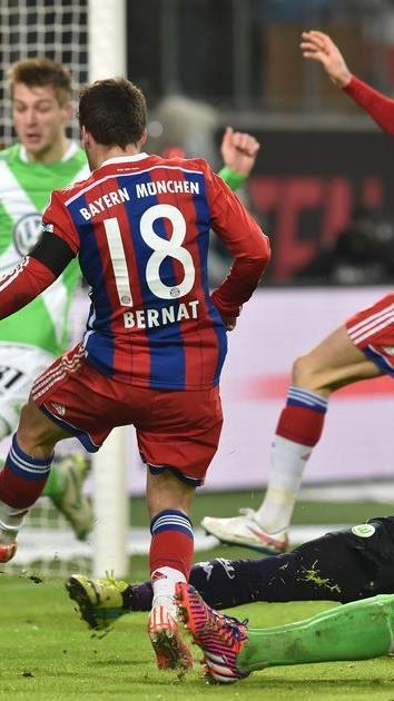 Erstes Duell im Supercup: Wolfsburg gegen Bayern München.