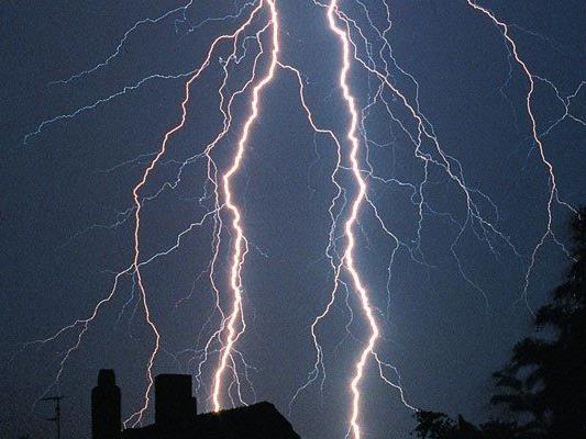 Mann wurde vom Blitz erschlagen