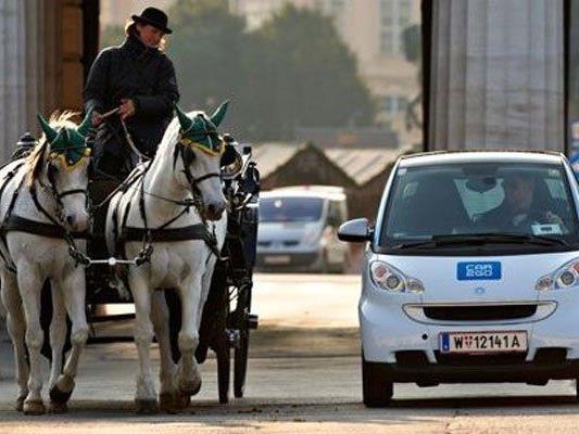 Car2go Verkleinert Das Geschaftsgebiet In Wien Parken Wien Vienna At
