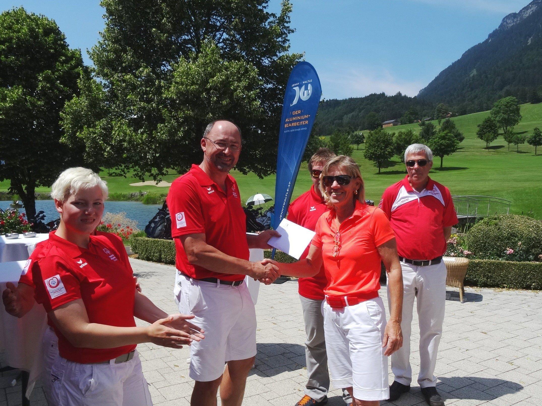 GC Bludenz unterstützt mit 1900 Euro Special Olympics