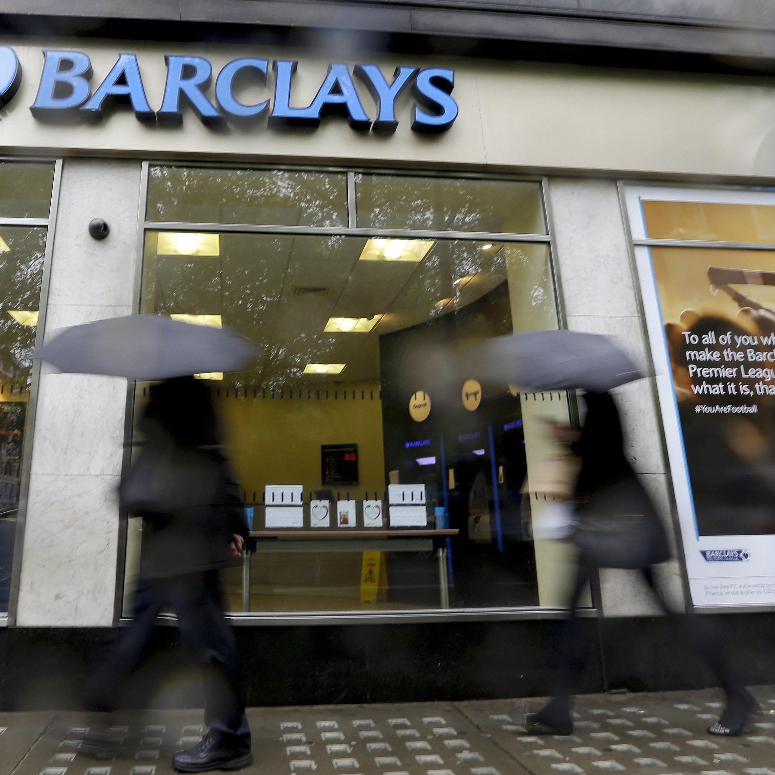 Nach überraschendem Chefwechsel: Barclays will mehr als 30.000 Stellen abbauen.