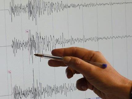Montagabend wurde ein leichtes Erdbeben in Wiener Neustadt gemessen.