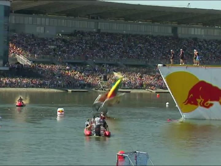 Red-Bull Flugtag