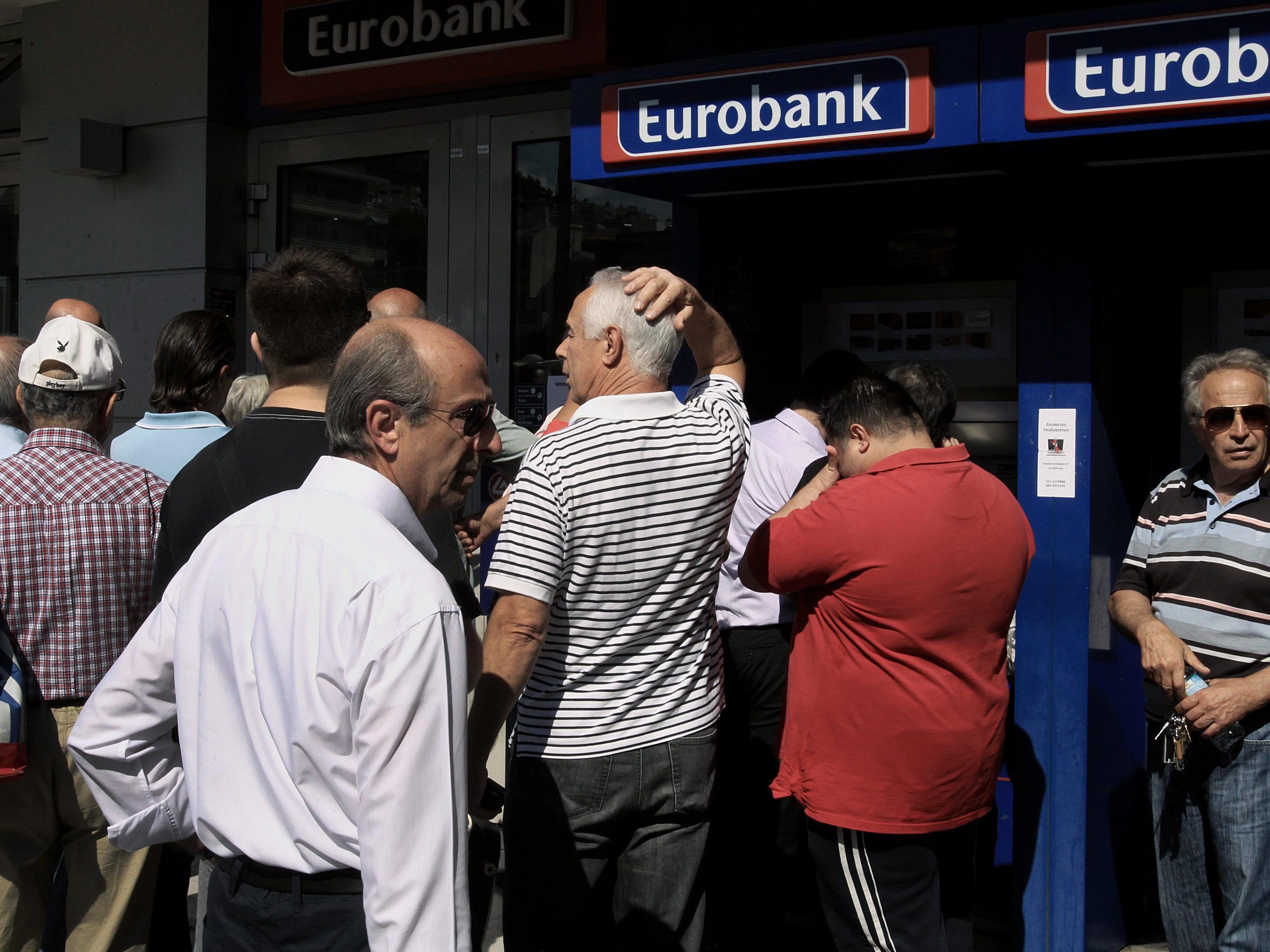 Schuldenerlass für Griechen?
