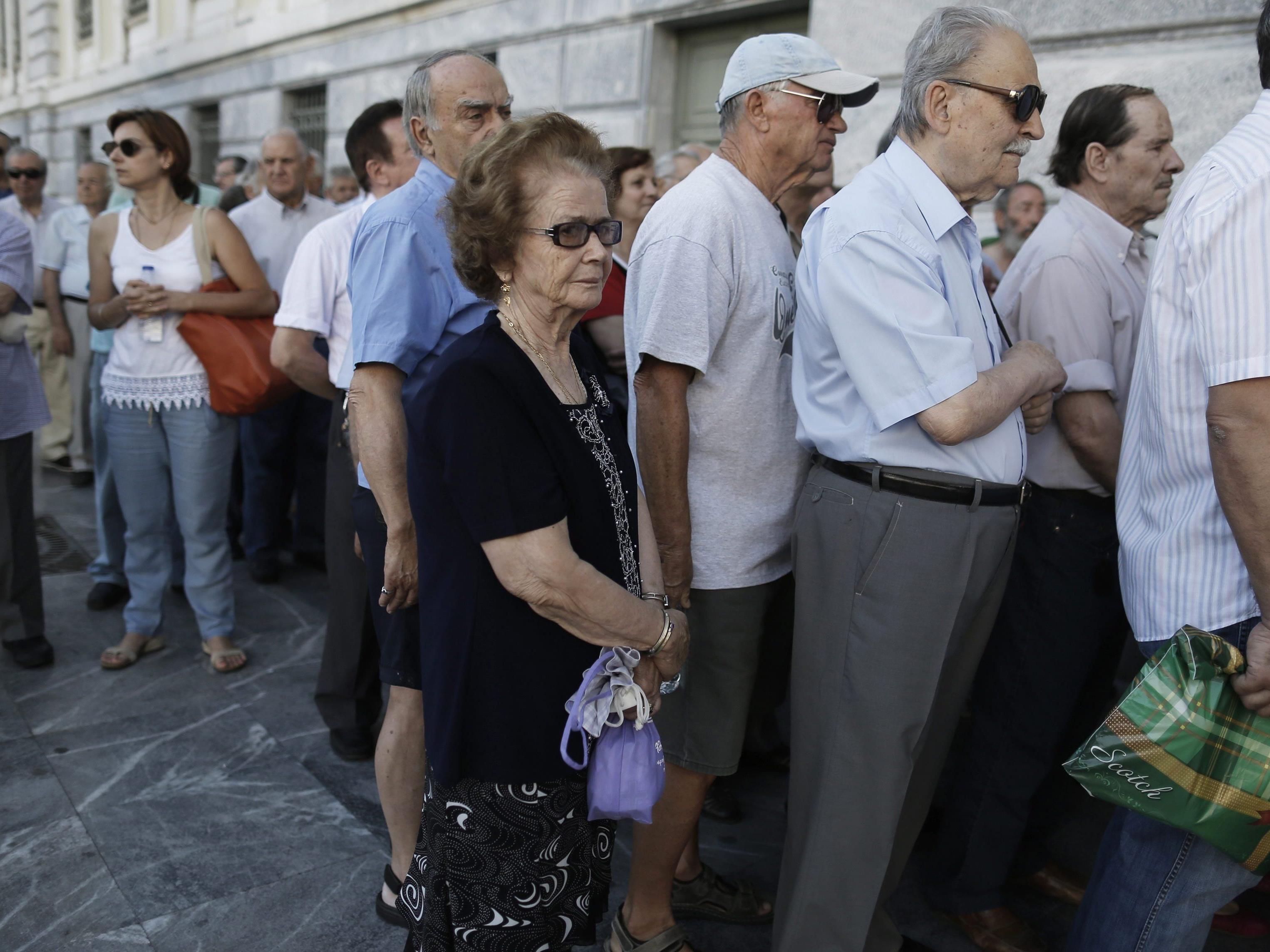 Erleichterungen für Griechenland?