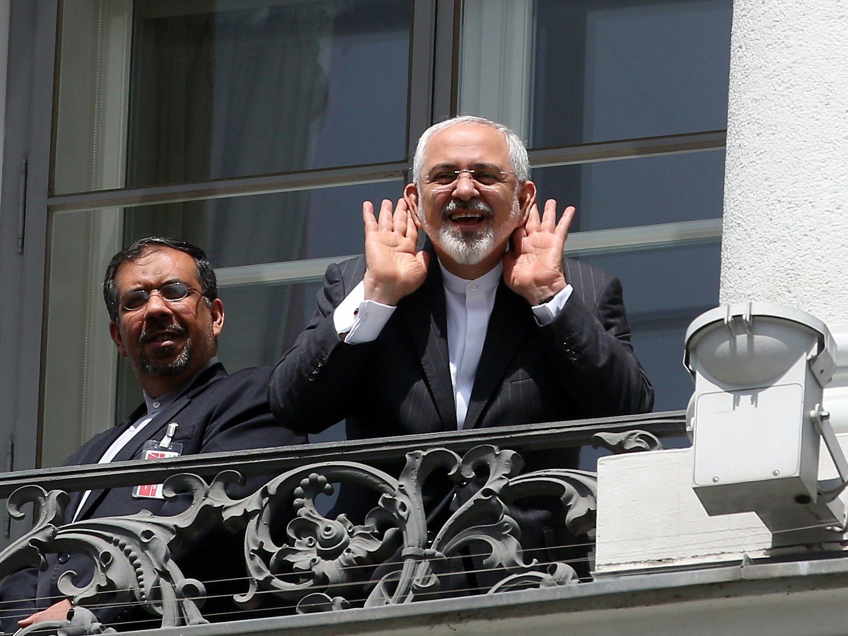 Dem iranischen Außenminister Zarif dürfte Wien in guter Erinnerung bleiben.