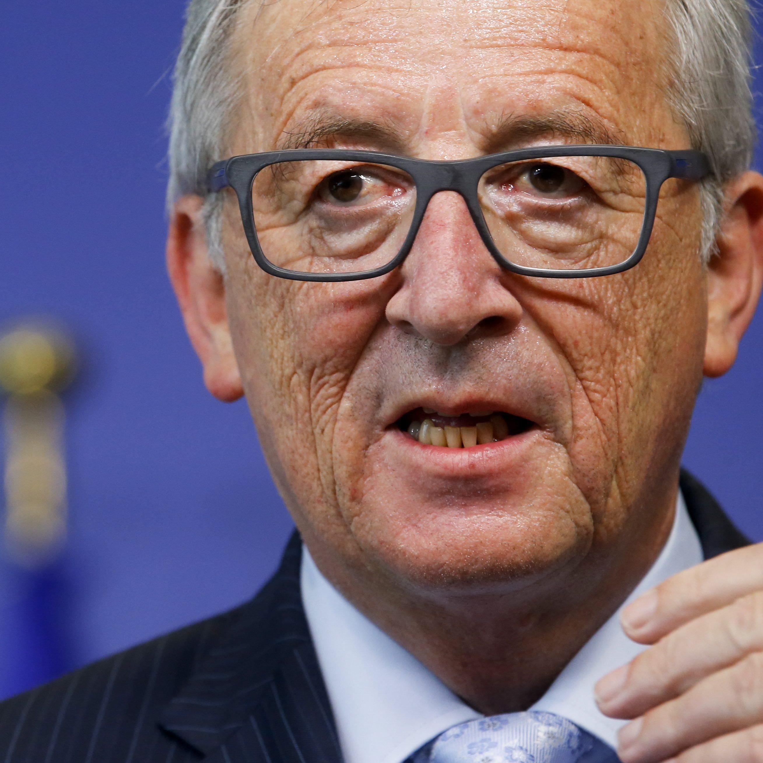 EU-Kommissionspräsident Jean-Claude Juncker warnte Athen.