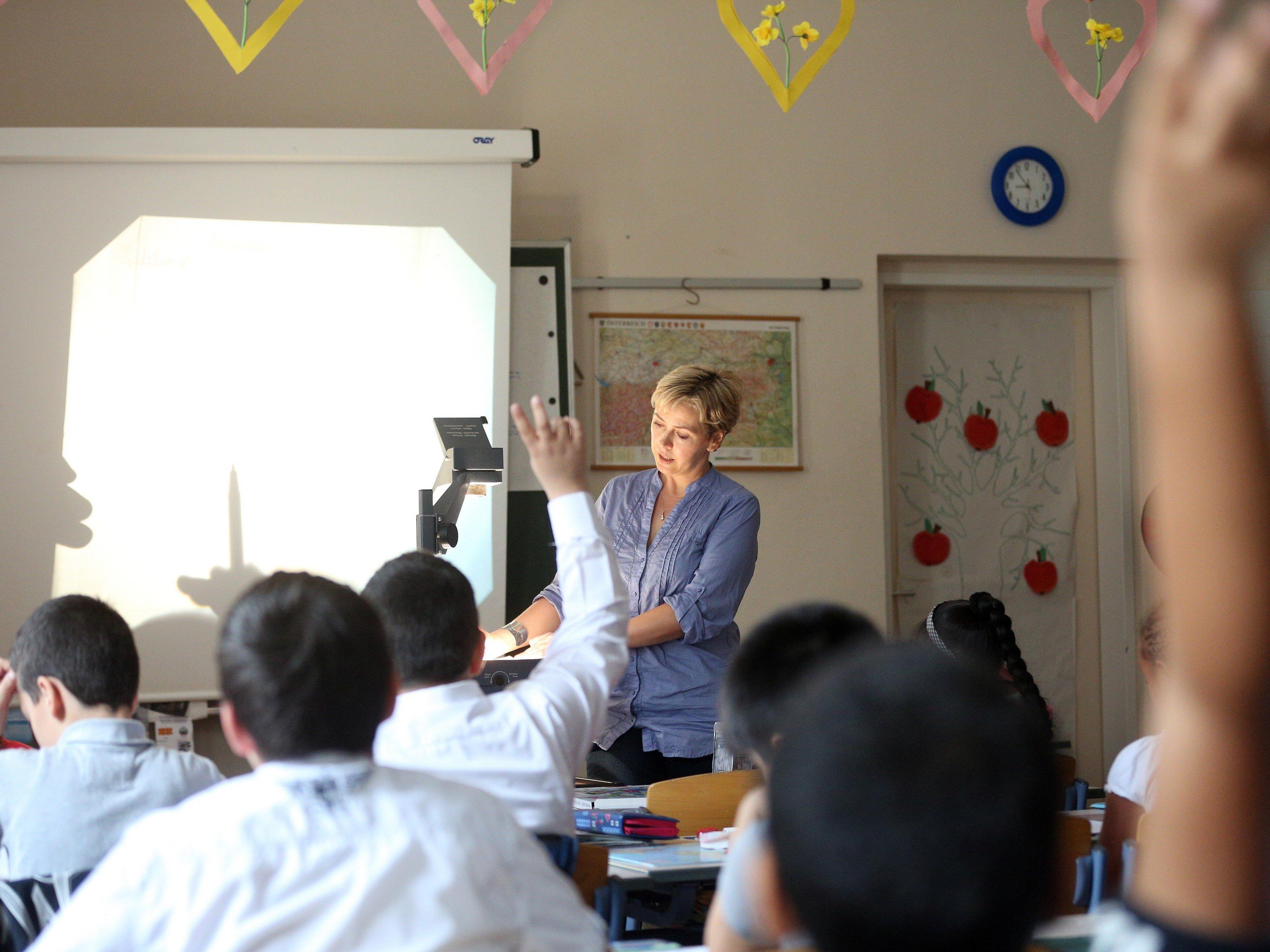 Am Lehrerengpass in Vorarlberg trägt der Bund die Schuld.