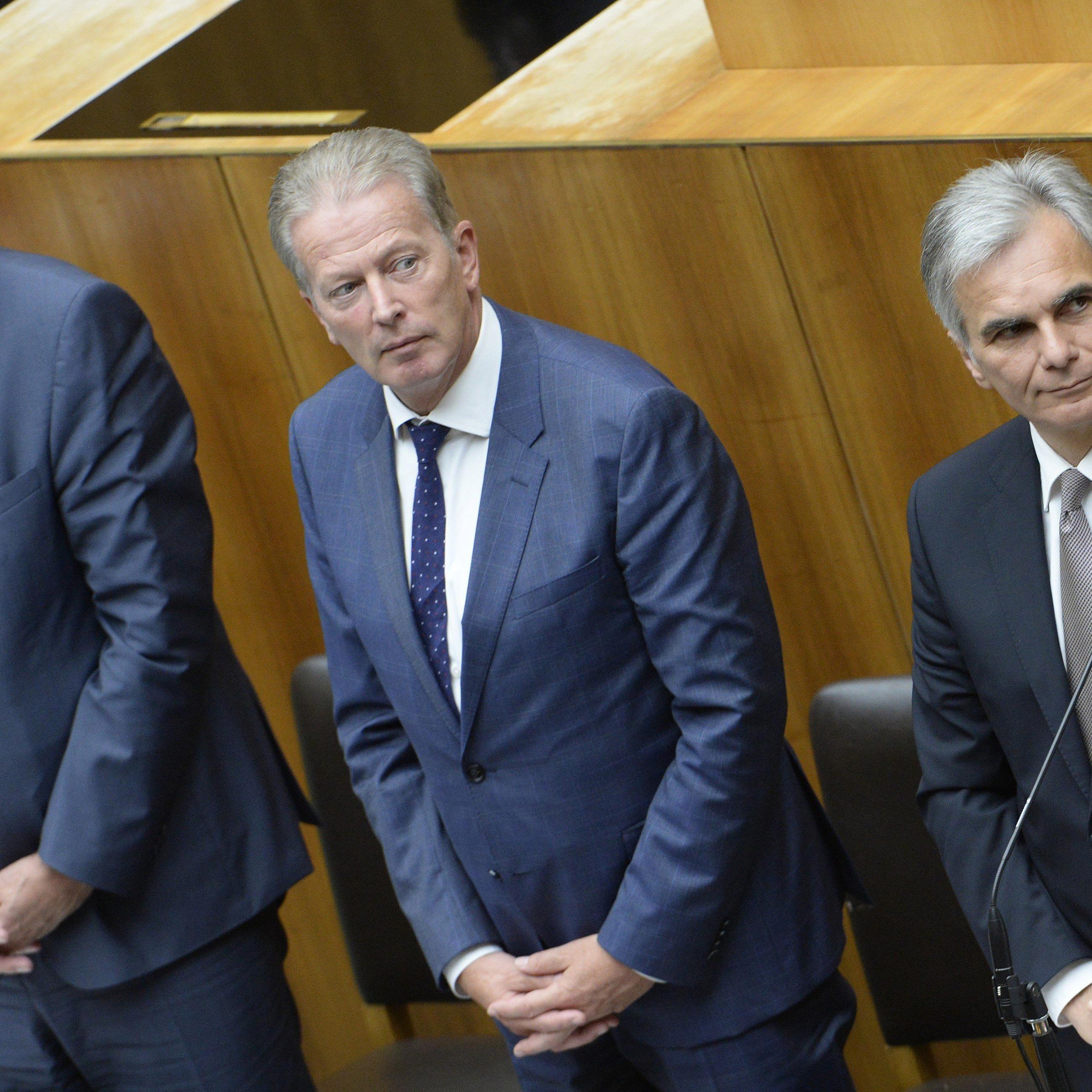 """ÖVP will über """"Kalte Progression"""" verhandeln - SPÖ signalisiert Einverständnis."""