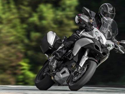 Ein 21-Jähriger Wiener hatte in Wolfsberg einen Motorrad-Unfall