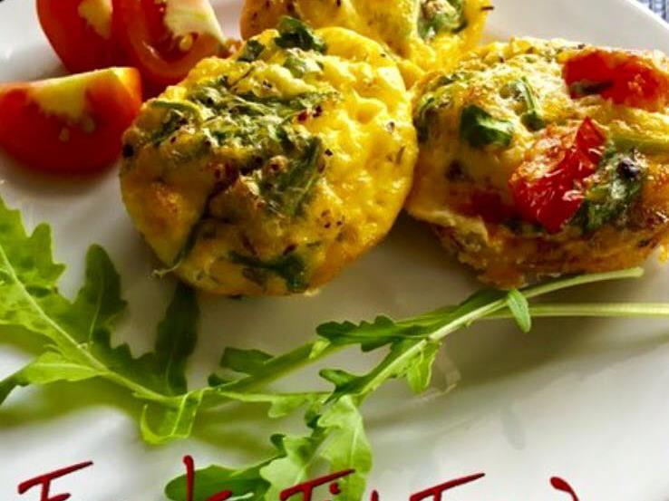 Leckeres Rezept von Funkyfitfood: Frühstücks-Muffins.