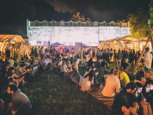 Das poolbar//festival läuft noch bis 15. August.