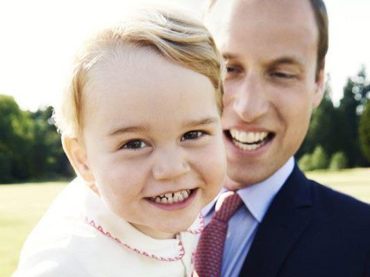 Prinz George feiert Geburtstag