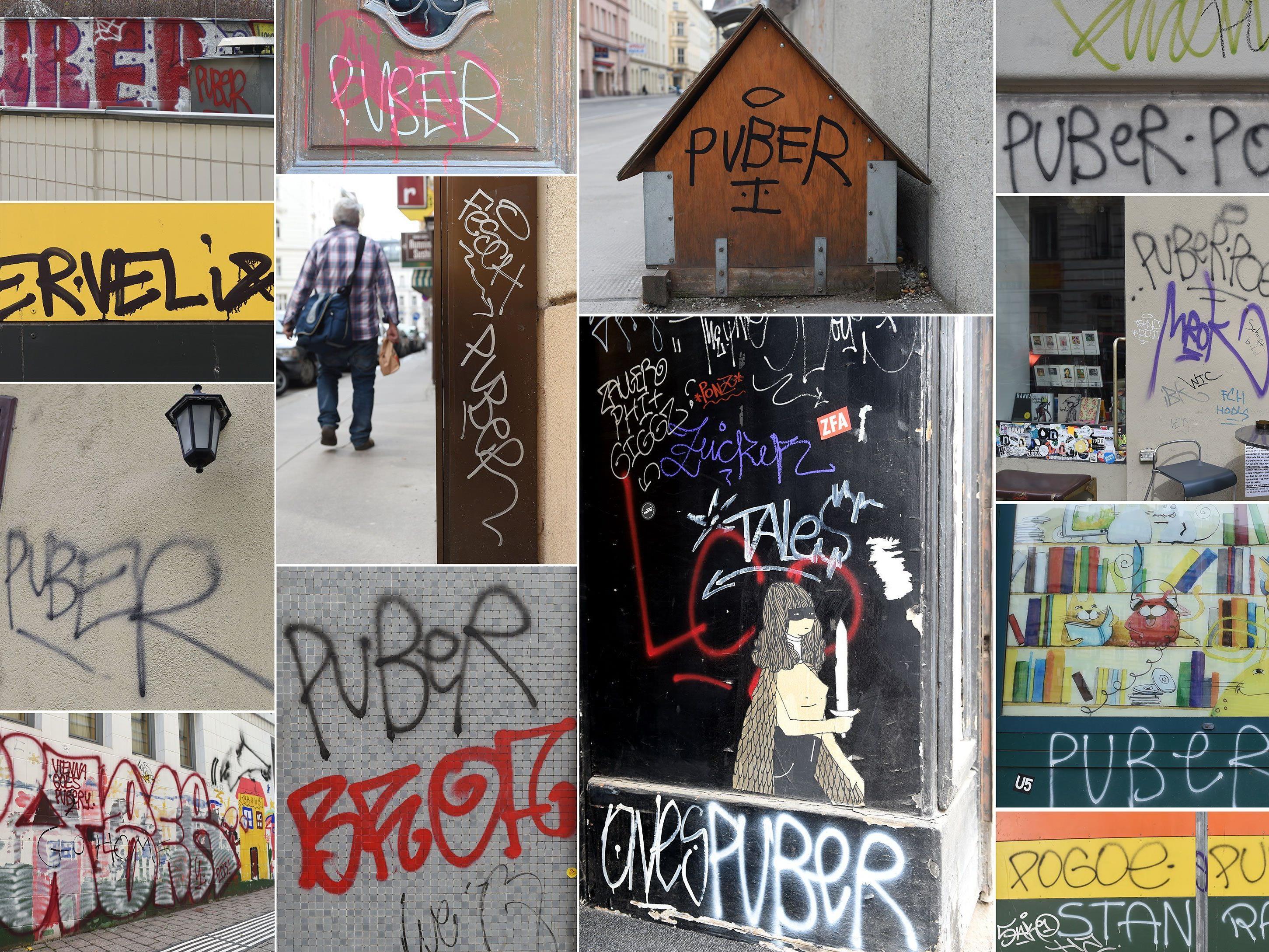 Der Sprayer soll einen Schaden von mindestens 50.000 Euro angerichtet haben.