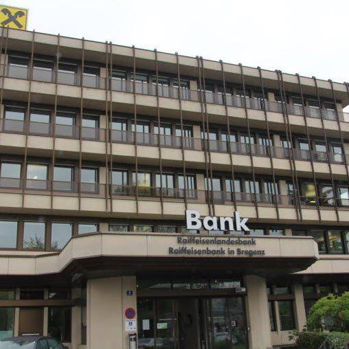 """Die Raiffeisen-Landesbank Tirol (RLB Tirol), die Raiffeisenlandsbank Vorarlberg (RLB Vorarlberg) und der Raiffeisenverband Salzburg (RVS) wurden jeweils um eine Stufe auf """"Baa1"""" abgestuft"""