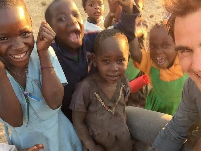 Stiftung von Tennisstar seit 2011 in afrikanischem Land aktiv